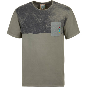 E9 Stripe-9 T-shirt Herrer, grey